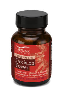 etherium_red. DECISION POWER