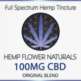 100mg Original Blend Tincture